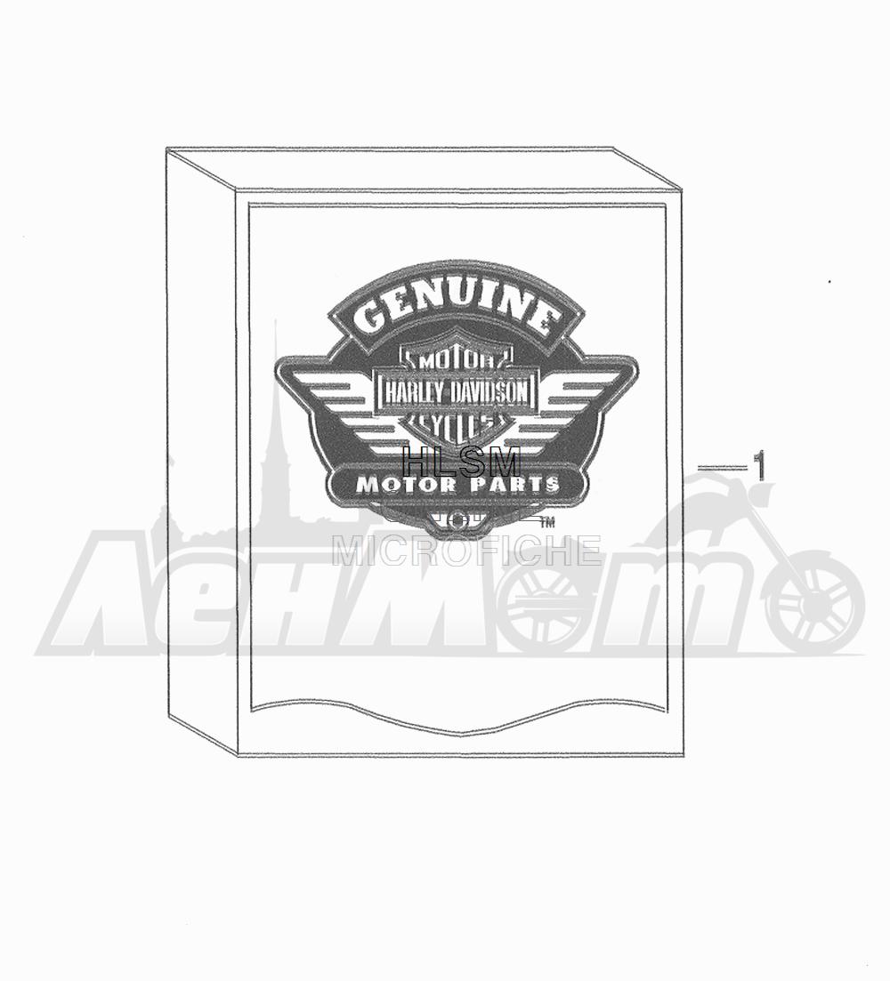 Запчасти для Мотоцикла Harley-Davidson 2016 FLD DYNA 96 SWITCHBACK (GZ4) Раздел: OPTIONAL PARTS | опционально детали