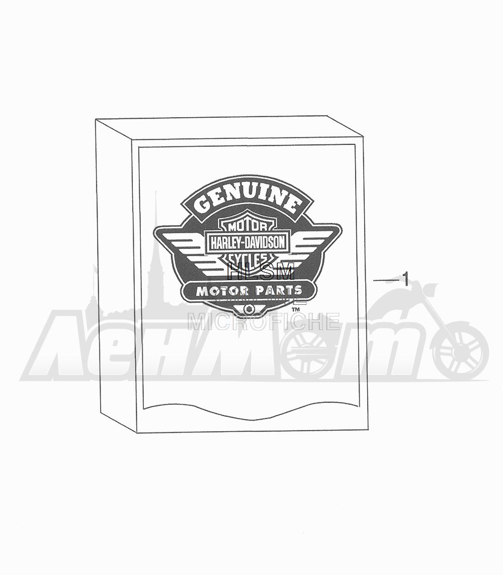 Запчасти для Мотоцикла Harley-Davidson 2016 CVO ROAD GLIDE ULTRA (TA) Раздел: OPTIONAL PARTS | опционально детали