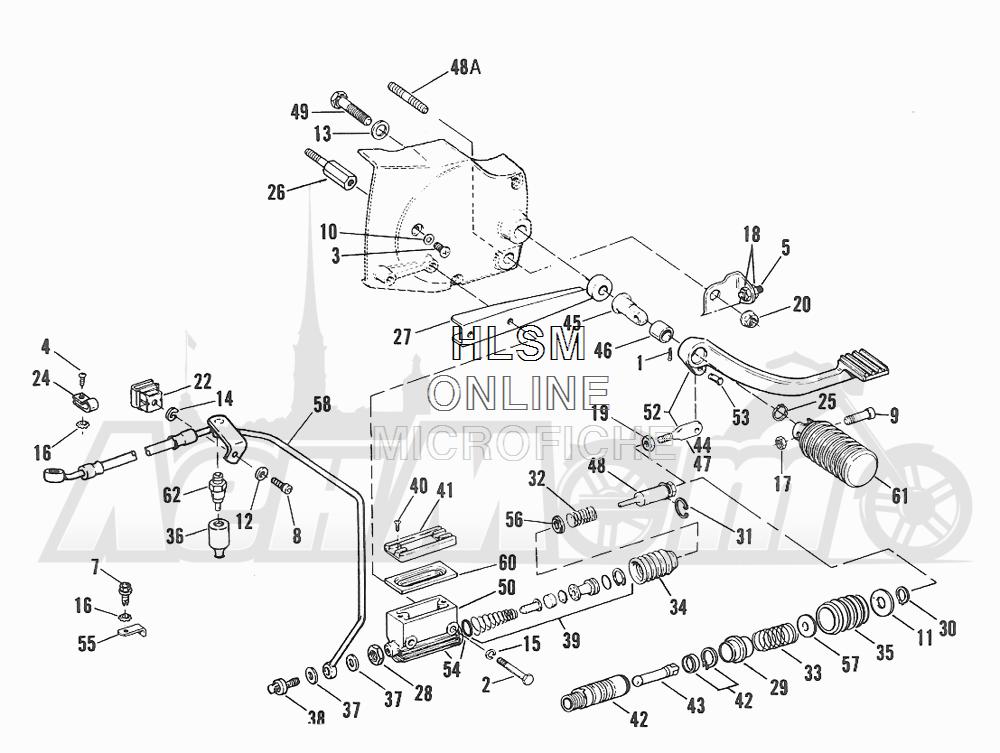 1984 Harley Davidson Sportster Wiring Diagram