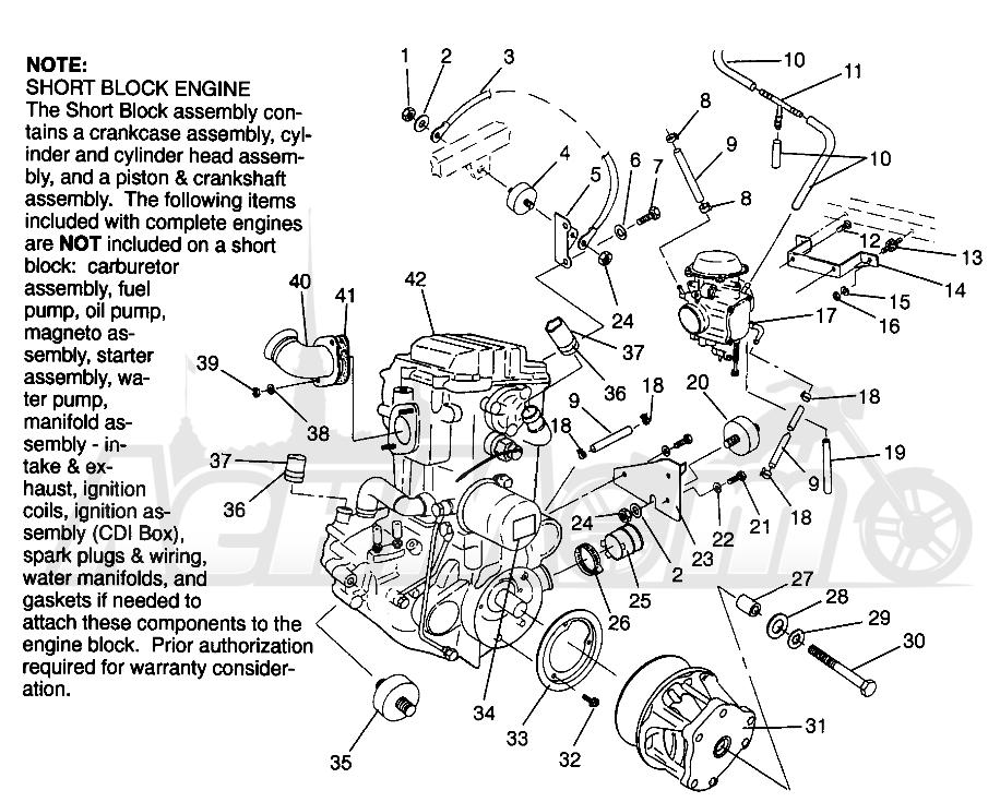 Запчасти для Квадроцикла Polaris 1996 SWEDISH MAGNUM 6X6 - S968744 Раздел: ENGINE MOUNTING MAGNUM 6X6 W968744 AND MAGNUM 6X6 SWEDISH S968744   двигатель крепления MAGNUM 6X6 W968744 и MAGNUM 6X6 SWEDISH S968744