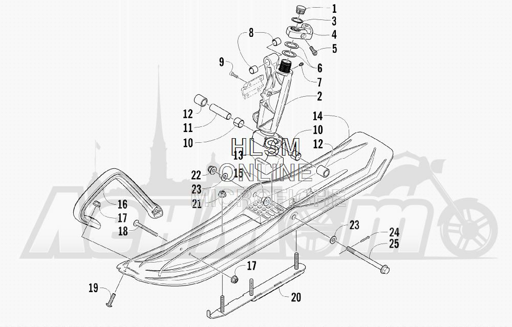 Лодочный мотор suzuki запчасти